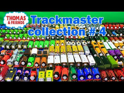 2017 THOMAS TRACKMASTER COLLECTION|Thomas and Friends Biggest TrackMaster Toy Trains Collection