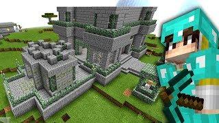 НОВЫЙ СЕРВЕР МАЙНКРАФТ - Кока Плей Выживание с Родителями в Minecraft PE 1.2.3 - REALMS