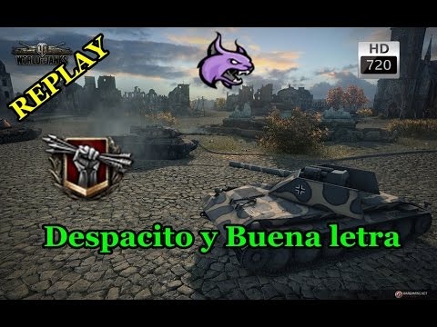 World of Tanks en Español - Despacito y buena letra