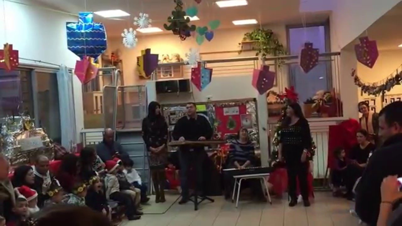 Watch Jews & Arabs Sing Christmas Carols in Hebrew & Arabic - YouTube