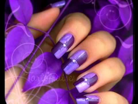 Chinese Nail Art Gallery Youtube