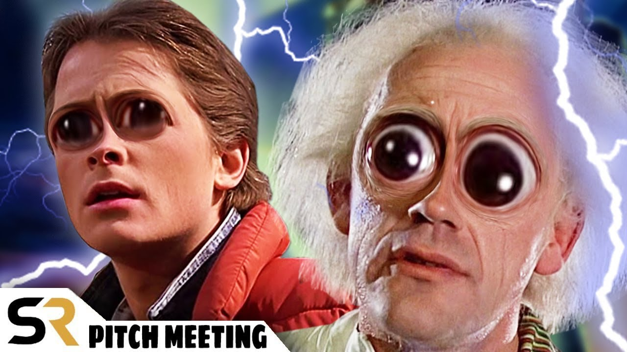Download Back To The Future Pitch Meeting