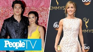 Camila Mendes On Boyfriend Charles Melton, Felicity Huffman Weeps At Court | LIVE | PeopleTV