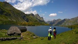 Paraíso Natural en Asturias España, Pola de Somiedo y Valle de Lago