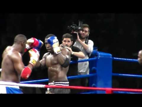Patrice Quarteron vs Daniel Sam