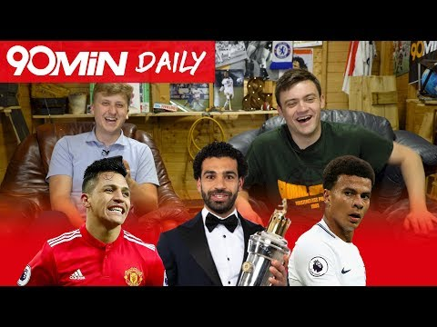 SALAH WINS POTY! Is he the best forward in Prem history!? |