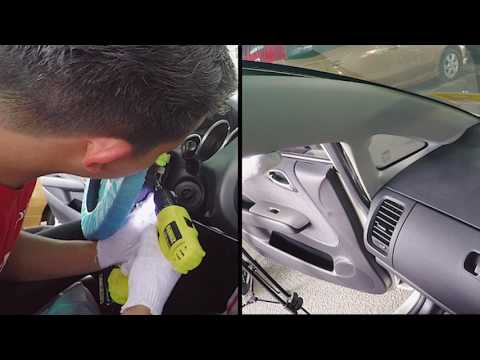 Behind the scenes: How Honda's Mobile Service Crew replace defective Takata airbags on-site