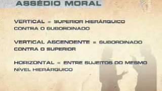 Repórter Justiça - Assédio moral (1/3)