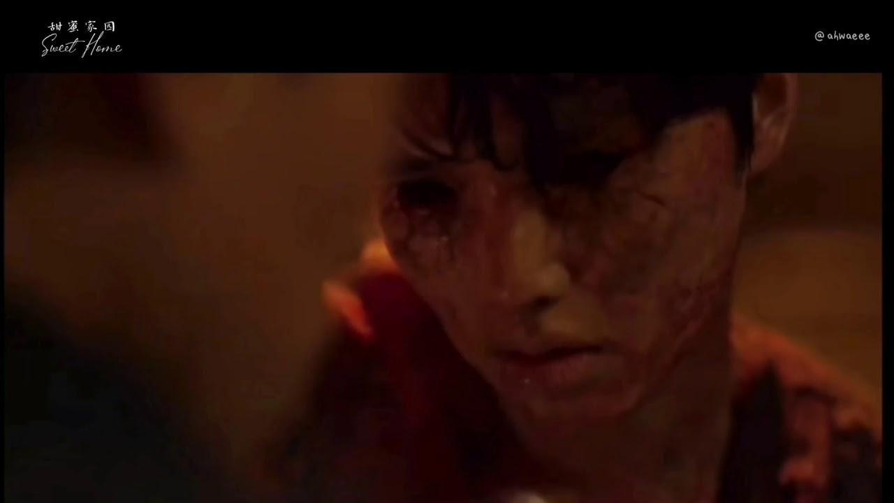 His quiet life is soo. Sweet Home 甜蜜家园 Cha Hyun Soo Transforming Into Monster 车贤秀黑化 Youtube