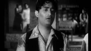 DUKHI MAN MERE , SUN MERA KEHNA-FUNTOOSH (1956)-SAHIR - KISHORE KUMAR-S D BURMAN Mp3