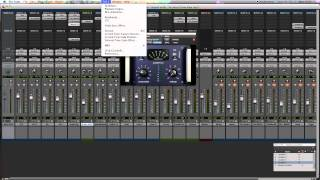 Pro Tools tips Mixing your Home Recordings - Drum Sound Tips &Tricks Pt. 3 - Compression & EQ