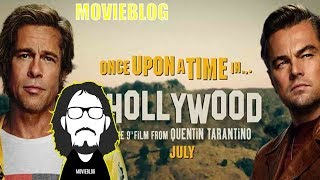 MovieBlog- 697: Recensione Once Upon A Time In... Hollywood