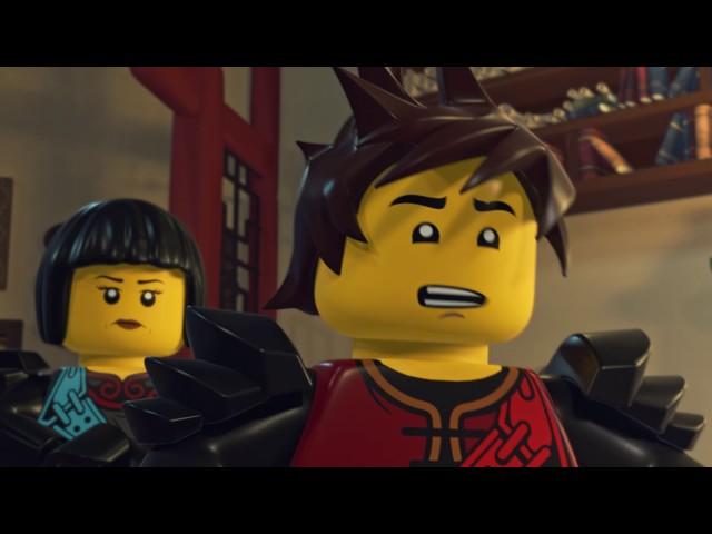 De oranje krijgers - LEGO Ninjago - Seizoen 7 episode 2