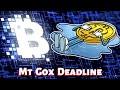 150K Bitcoin Deadline for Mt Gox - YouTube