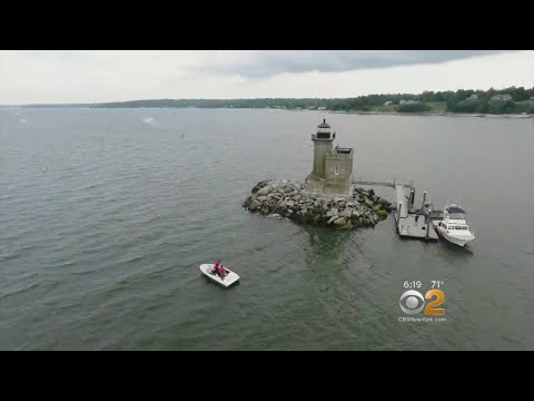 Historic Long Island Lighthouse Renovated