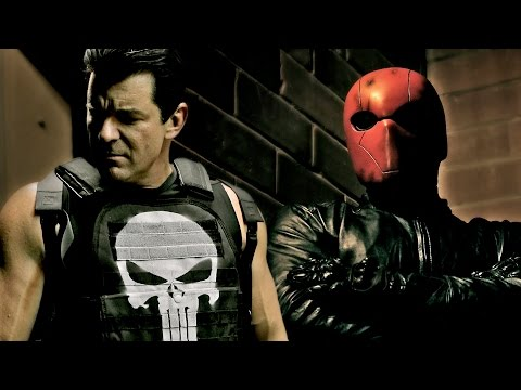 PUNISHER vs RED HOOD - Super Power Beat Down (Episode 12)