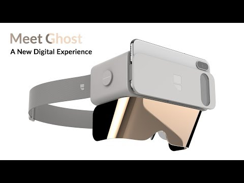 Ghost | Augmented Reality Headset
