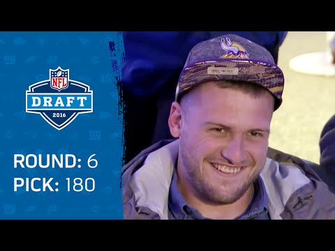 Moritz Boehringer (WR) & Vikings Make NFL History | Mike Mayock