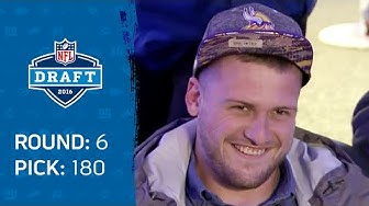 Moritz Boehringer (WR) & Vikings Make NFL History | Mike Mayock's Pitch Succeeds! | 2016 NFL Draft