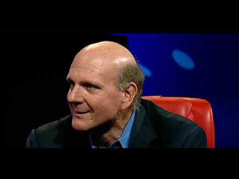 MS CEO Steve Ballmer on the iPad
