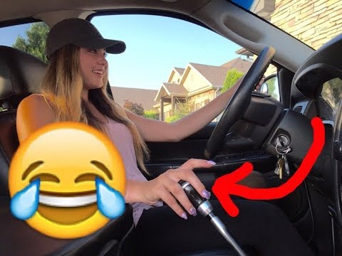 GIRLFRIEND LEARNS HOW TO DRIVE A MANUAL CUMMINS!
