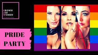 PRIDE Party & Mickie James NWA Announcement | GAW TV (Ep.57)