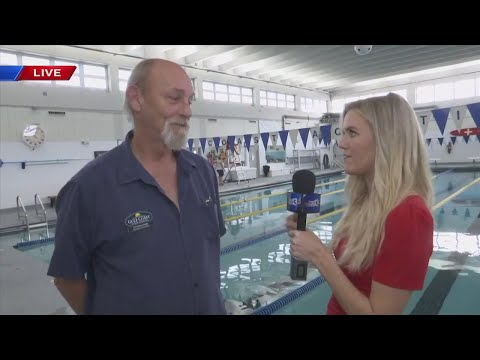 Gulf Coast State College Pool Opens