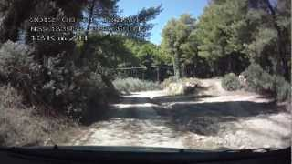 Остров Скопелос, Греция. Только взяли Suzuki Alto в аренду.(6:38 Вот так греческие дороги воспитывают сдержанность и терпения 16:26 Разметка для