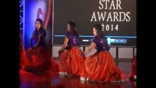 Dance performance on Afreen Afreen , Aga Bai,and  Titali