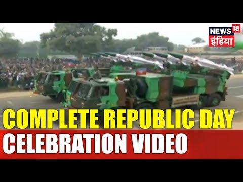 69th Republic Day | Complete Republic Day Celebration Video | News18 India
