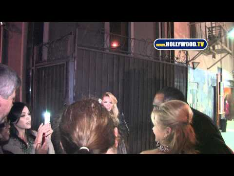 Charlene Tilton Appears for Hair Production at Pantages