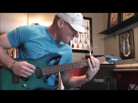 August Burns Red: Float guitar cover