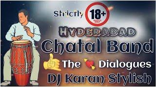 2020 New Chatal Band | Hyderabad Chatal Beat | Trending Chatal Band | Remix By | Dj Karan Stylish