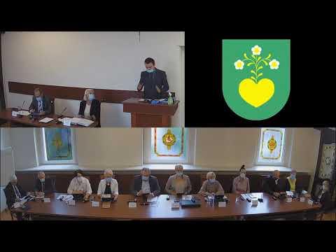Sesja Rady Miejskiej w Radlinie w dniu 31.08.2021r.