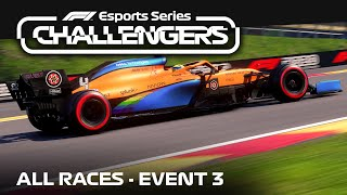 EVENT 3 • PC • F1 Esports 2021 Challengers