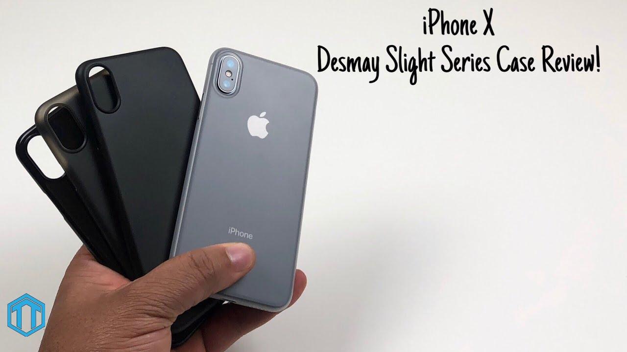 Desmay Slight Iphone X Case
