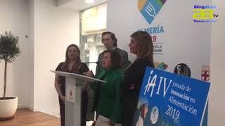 Almería acoge  la IV Jornada de Innovación en la Alimentación