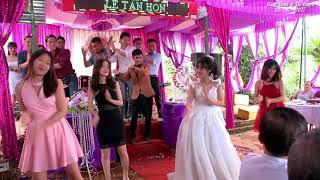 Panama dance - Phien ban co dau nhay cuc sung - rot luon ....