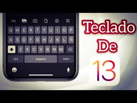 teclado-de-iphone-pará-android