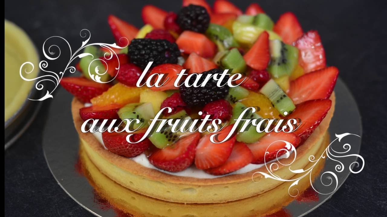 recette tarte aux fruits youtube. Black Bedroom Furniture Sets. Home Design Ideas