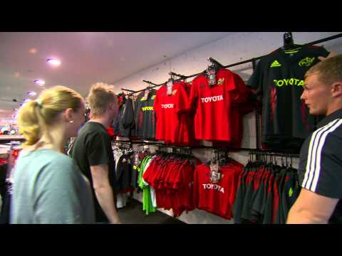 adidas Munster Rugby Alternative Jersey, Elvery's
