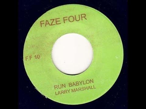 Larry Marshall run babylon