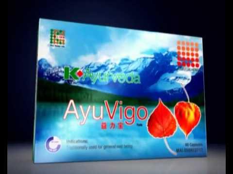 Thành phần của AyuVigo