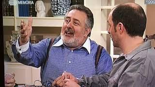 """Mário Redondo em """"Uma Casa Em Fanicos"""" (RTP, 1999)"""
