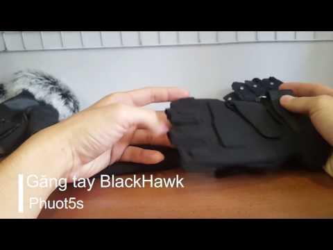 Review - Đánh Giá Găng Tay đi Xe Máy BlackHawk