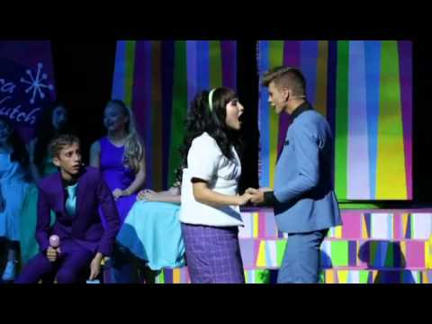 Hairspray Wellington International School 2015