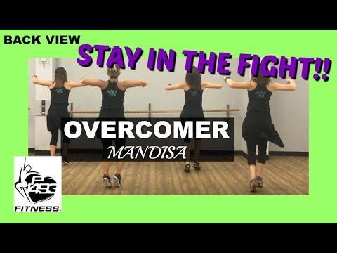 CLASS PRESENTATION VIEW    OVERCOMER    MANDISA    P1493 FITNESS®