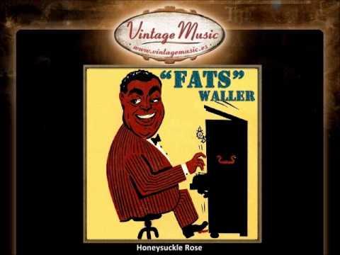 Fats Waller - Honeysuckle Rose (VintageMusic.es)