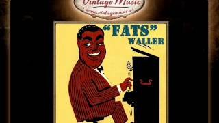 Fats Waller - Honeysuckle Rose (VintageMusic.es)