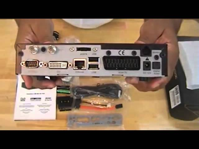 Décodeur numérique Dreambox dm 8000 hd pvr tv 31766927
